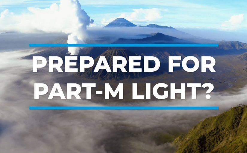 Programmes d'entretien Part M-Light